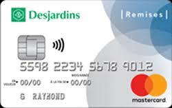 carte desjardins remise mastercard