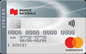 carte mastercard syncro