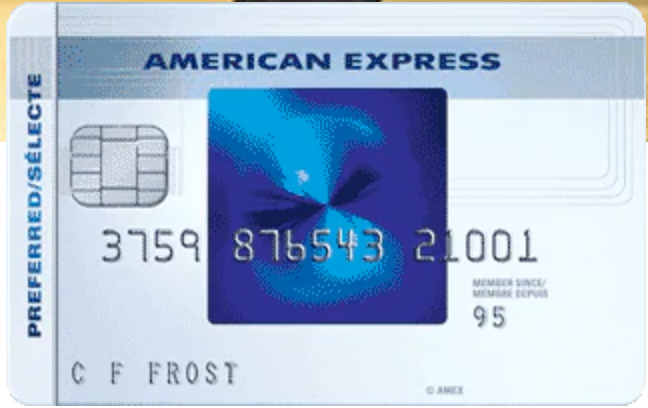 carte selecte remise simple american express