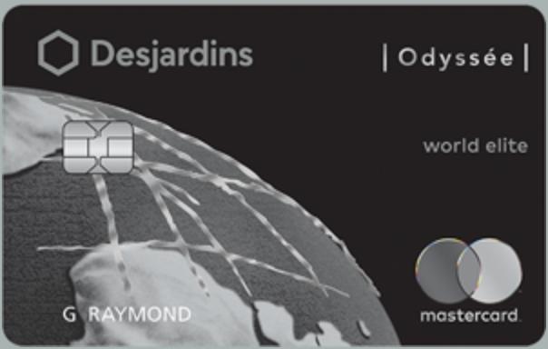 carte world elite mastercard odyssee