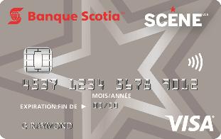 carte Visa* SCÈNEMD