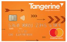 carte de credit tangerine avec remise