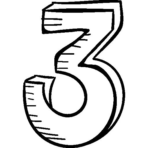 numbre 3 1