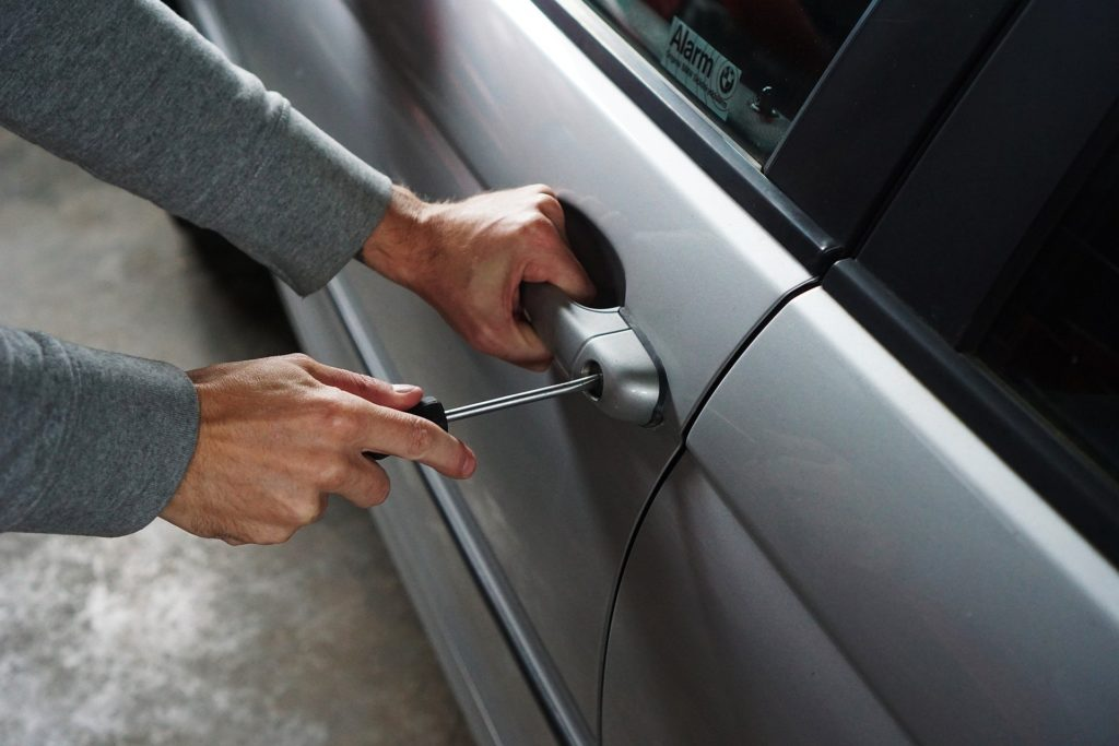 car theft 1