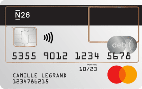 carte basic n26