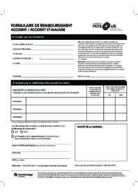 Formulaire remboursement accident : accident et maladie
