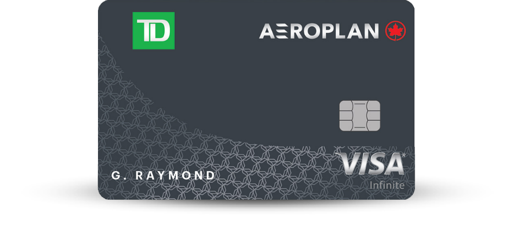 card aeroplan infinite