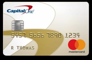 carte mastercard garantie capital one